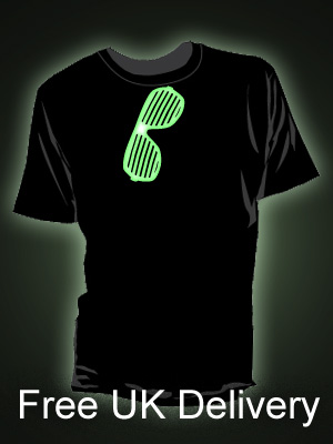 Glow in the Dark Shades T-shirt