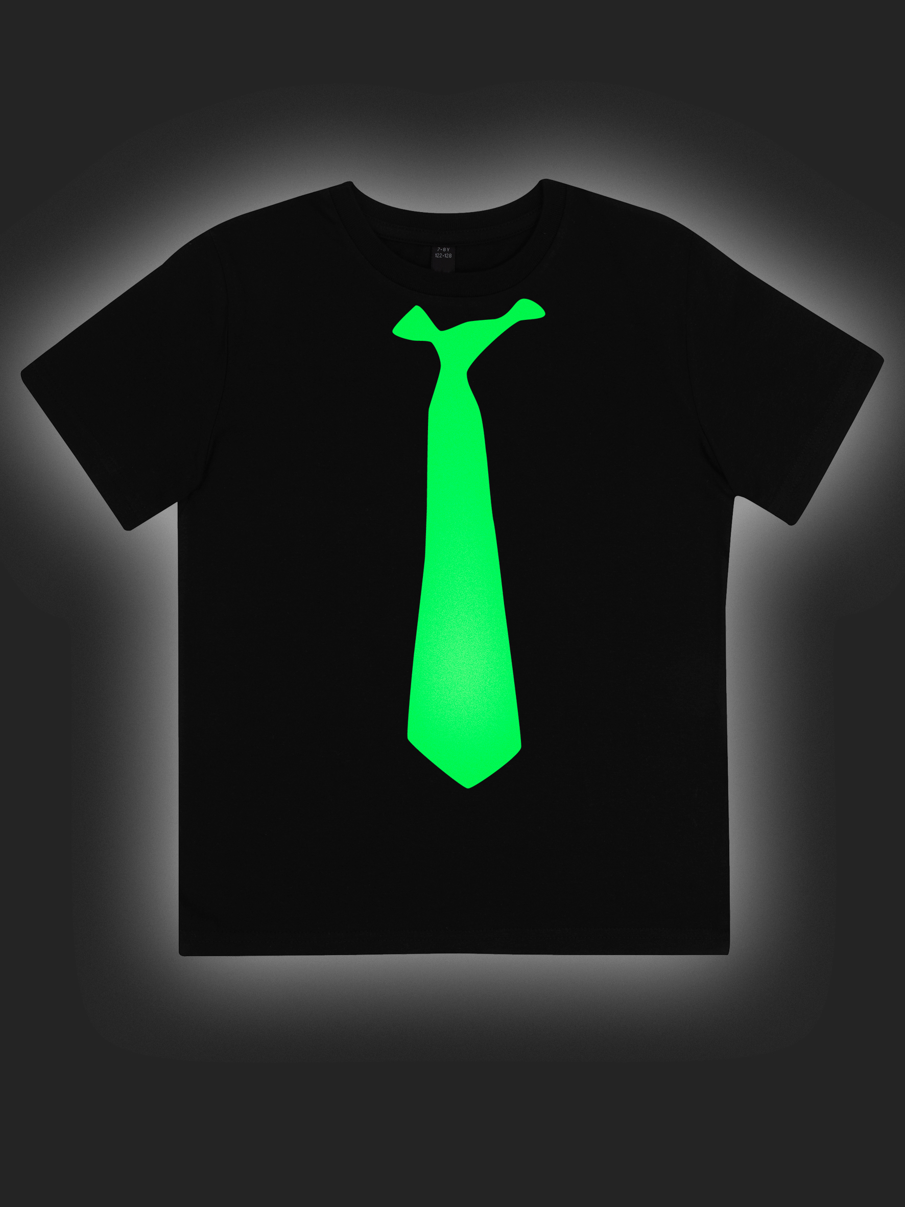 Glow in the dark Tie Children