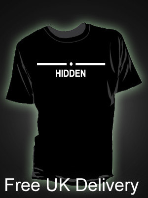 Skyrim Inspired Hidden T-shirt